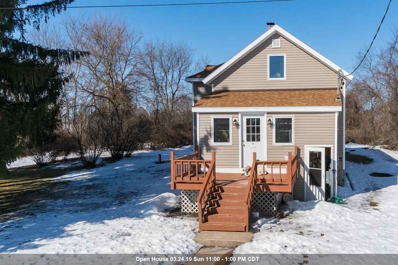 View Single-Family Home For Sale at W10868 HWY WW, New London, WI