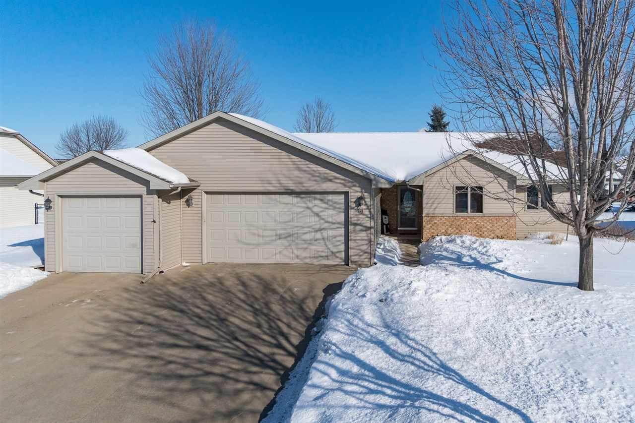 View Single-Family Home For Sale at 111 GREEN WAY DRIVE, Combined Locks, WI