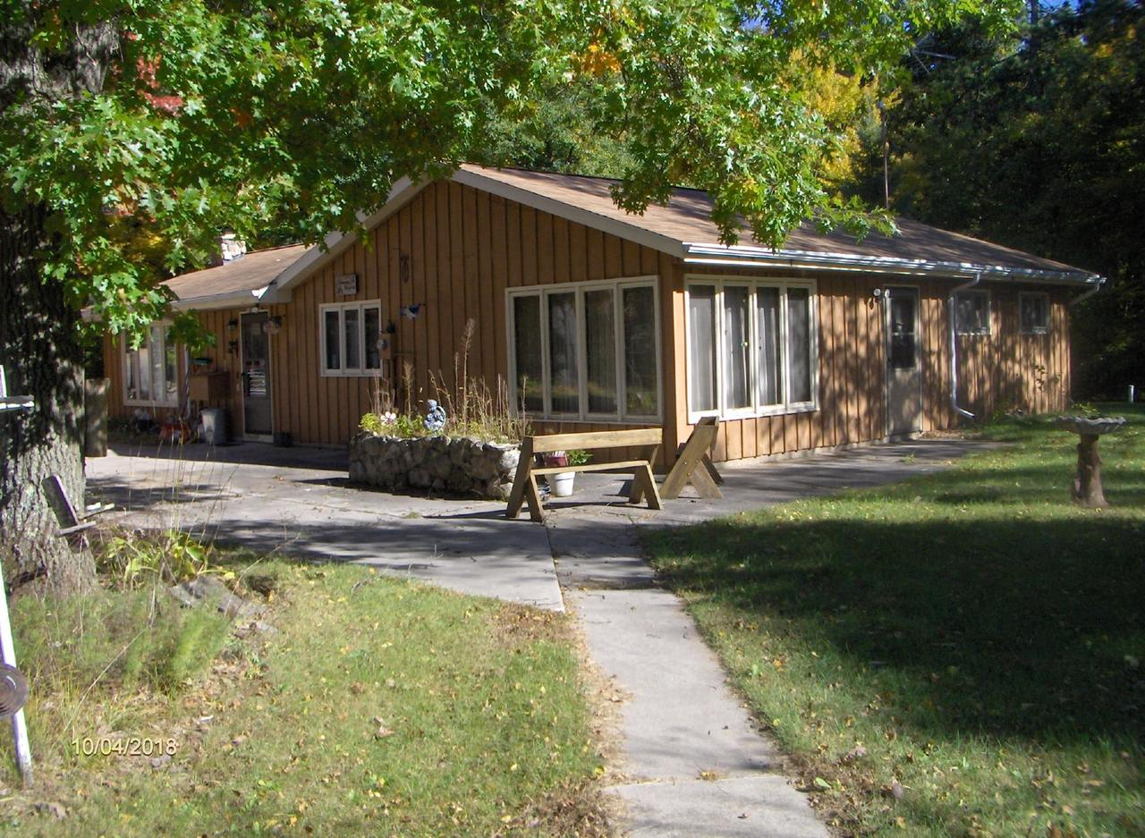 View Single-Family Home For Sale at W10723 Williston Springs Rd, Crivitz, WI