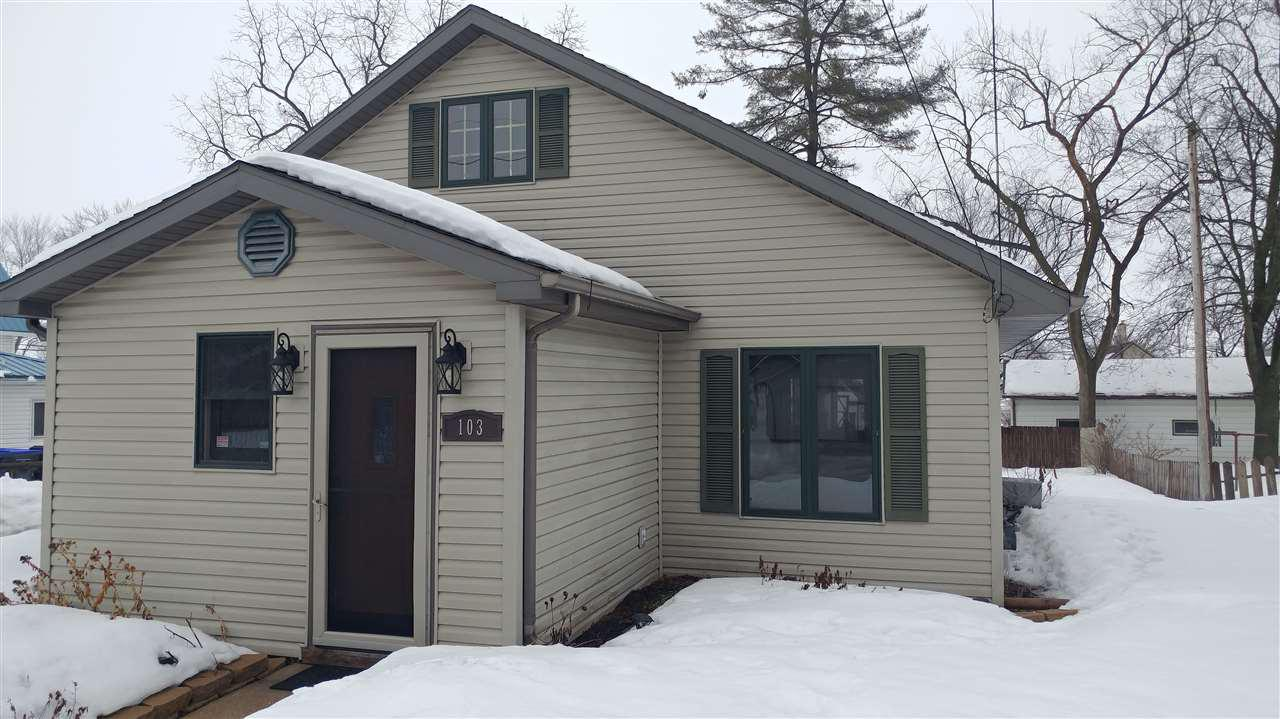 View Single-Family Home For Sale at 103 PEARL STREET, Bear Creek, WI