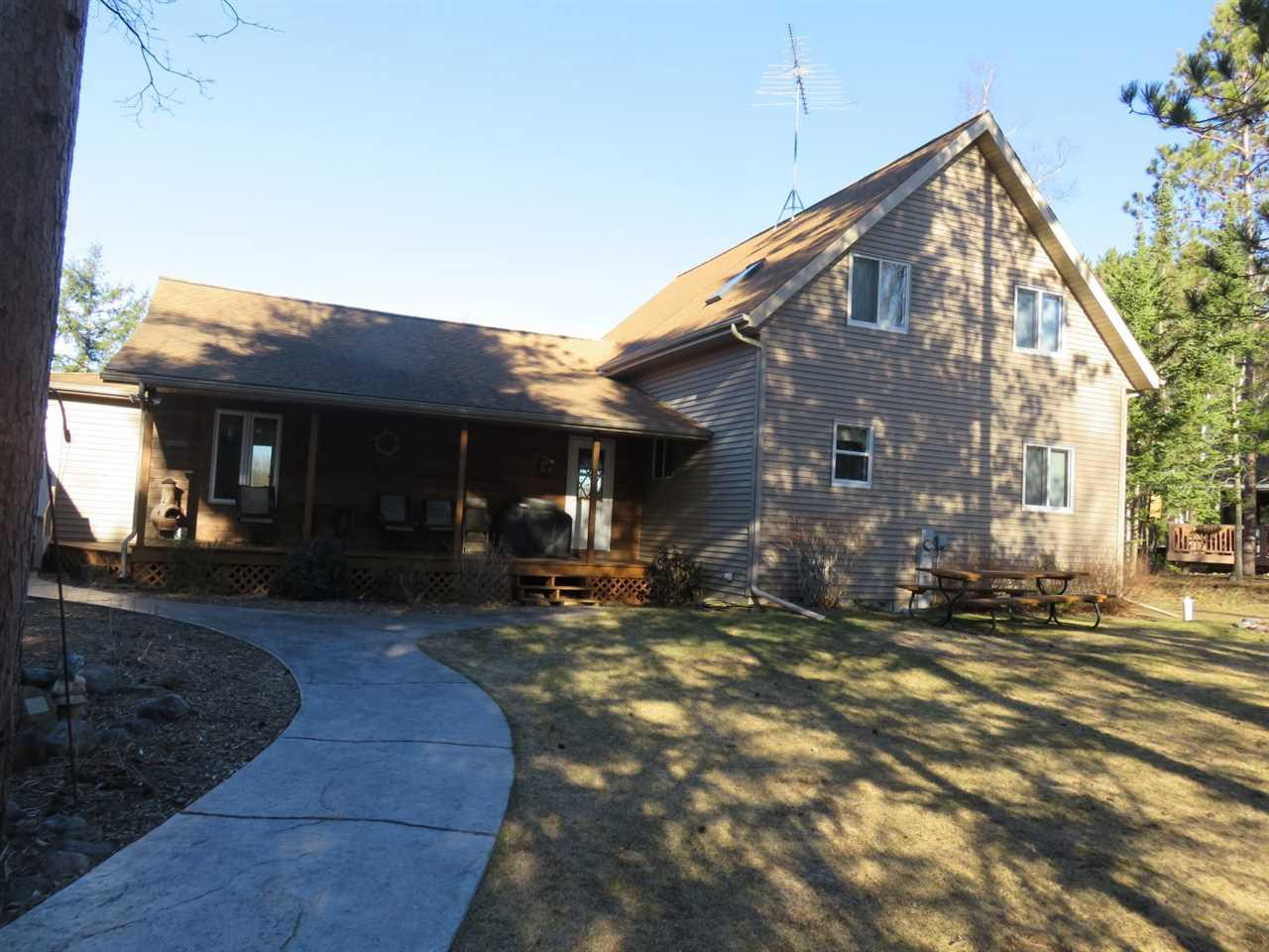 View Single-Family Home For Sale at 17536 BIRCHWOOD LANE, Townsend, WI