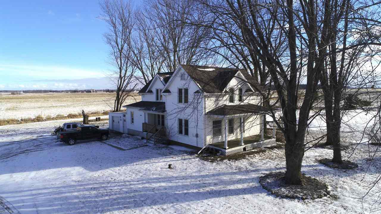View Single-Family Home For Sale at N5444 HWY 47, Black Creek, WI