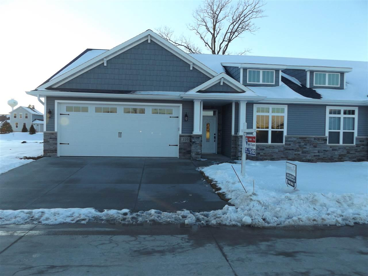 View Single-Family Home For Sale at 310 SMITHFIELD DRIVE, Kimberly, WI
