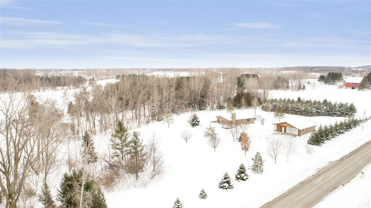 View Single-Family Home For Sale at 8253 HWY D, Sobieski, WI