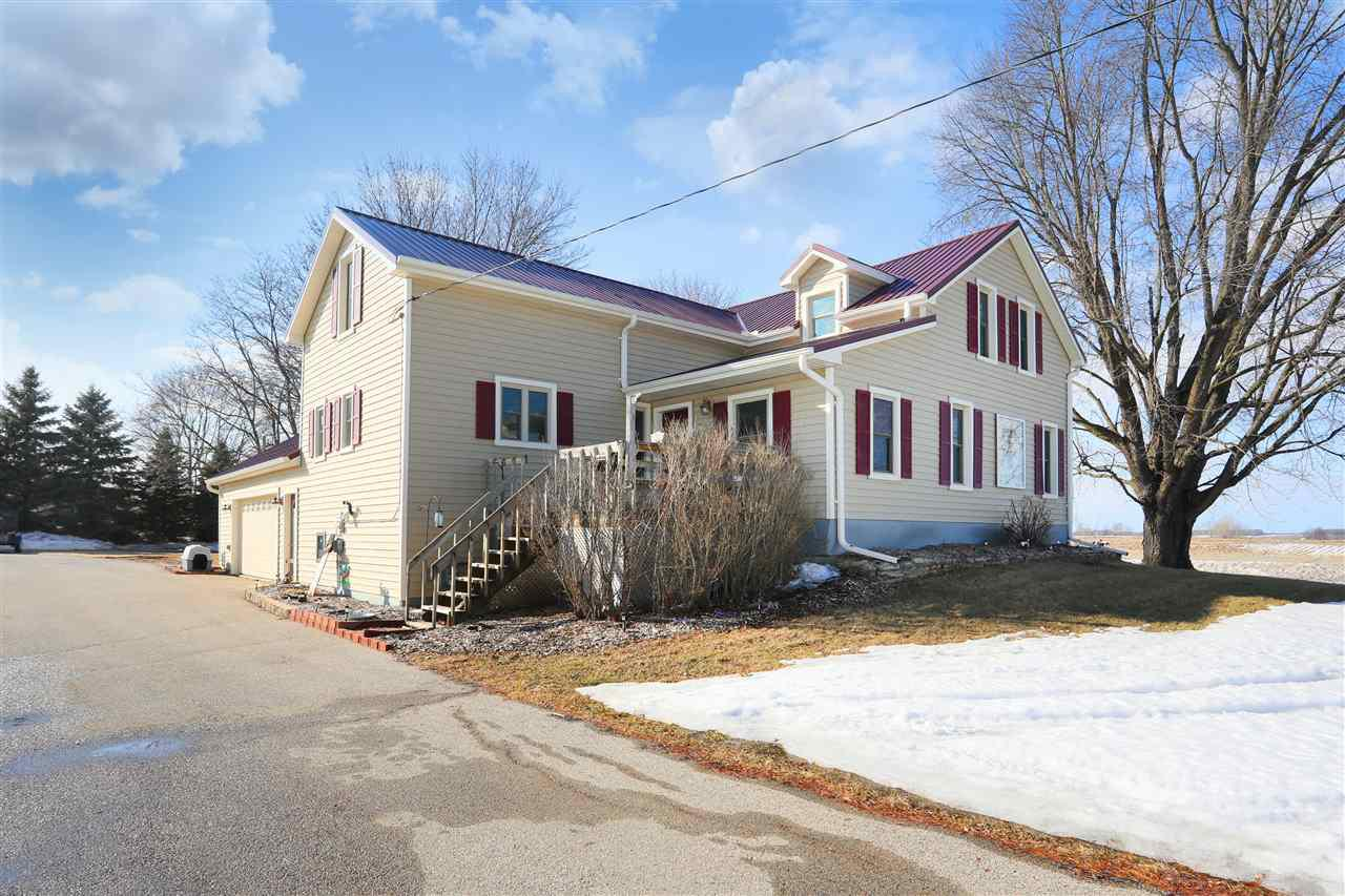 View Single-Family Home For Sale at N7293 FRENCH ROAD, Seymour, WI