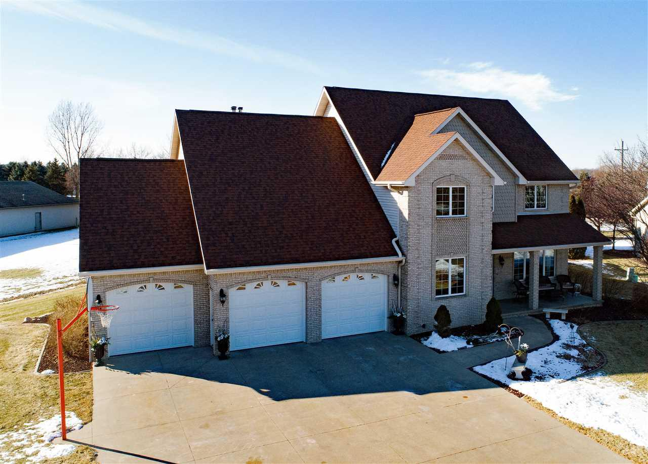 View Single-Family Home For Sale at N141 FENCELINE DRIVE, Appleton, WI