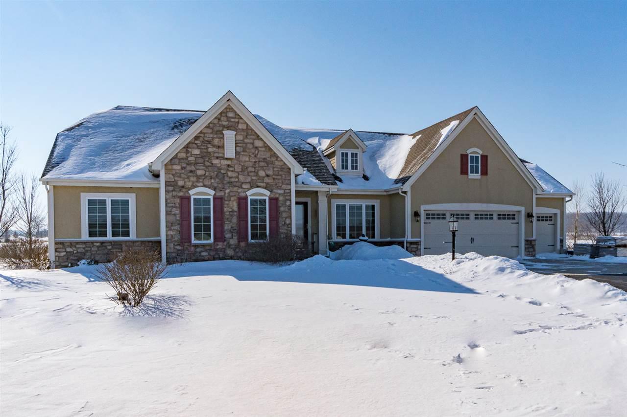 View Single-Family Home For Sale at W6495 KLIKA ROAD, Shiocton, WI
