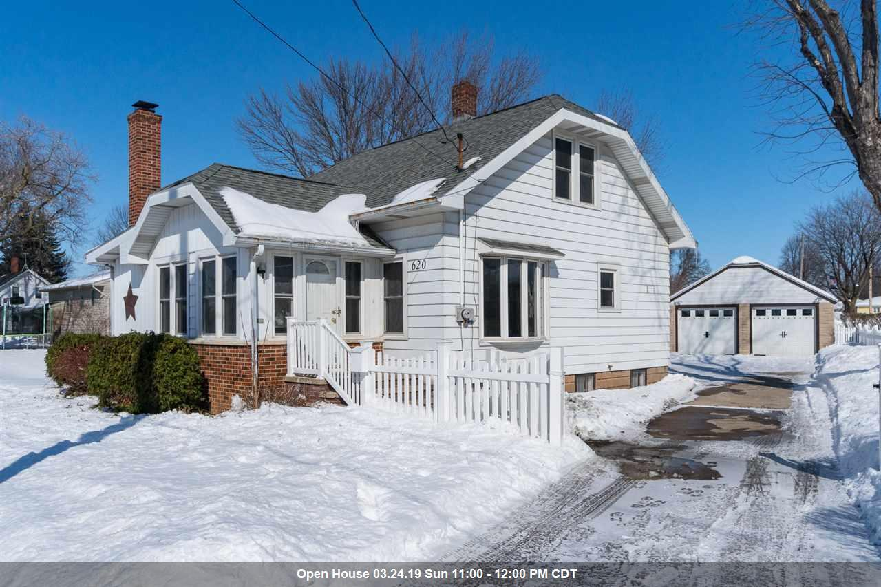 View Single-Family Home For Sale at 620 W MAIN STREET, Little Chute, WI