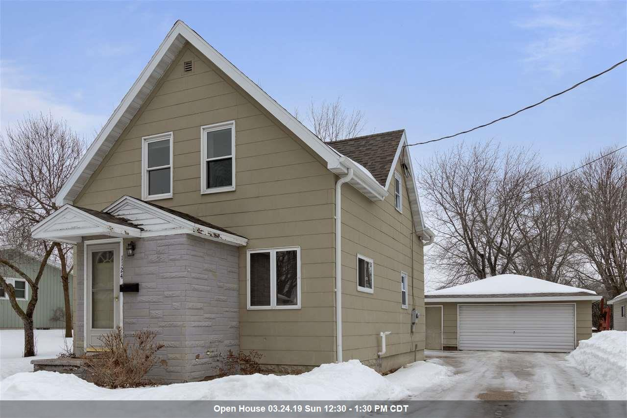 View Single-Family Home For Sale at 1124 GARFIELD AVENUE, Little Chute, WI