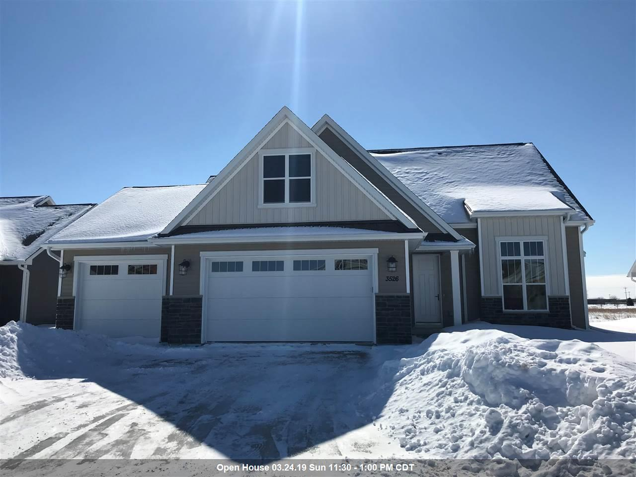 View Single-Family Home For Sale at 3526 TULIP TRAIL, Appleton, WI