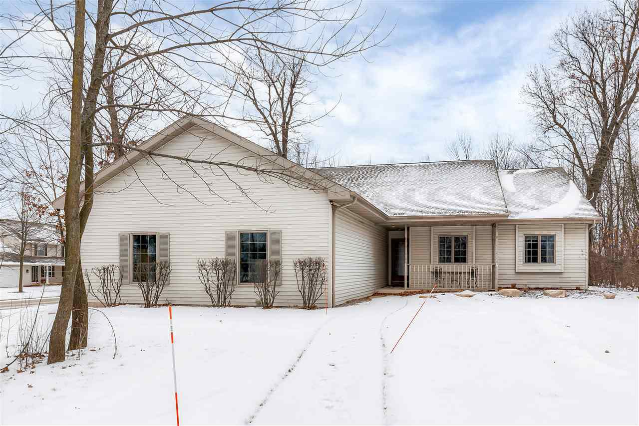 View Single-Family Home For Sale at 301 SPICEWOOD COURT, Wrightstown, WI
