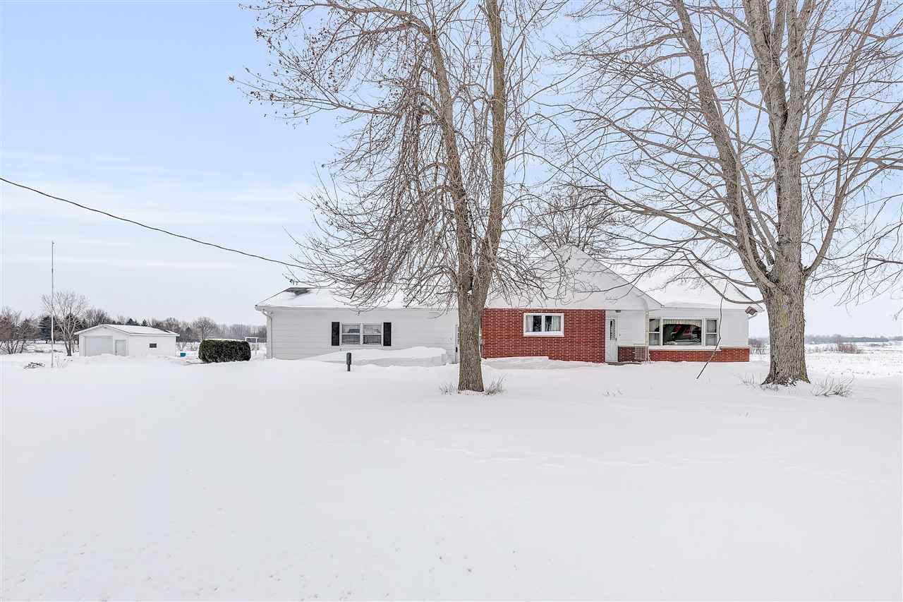 View Single-Family Home For Sale at N6270 HWY 47, Black Creek, WI
