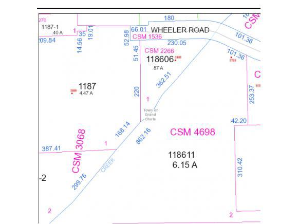View Vacant Land For Sale at N WESTHILL BOULEVARD, Appleton, WI