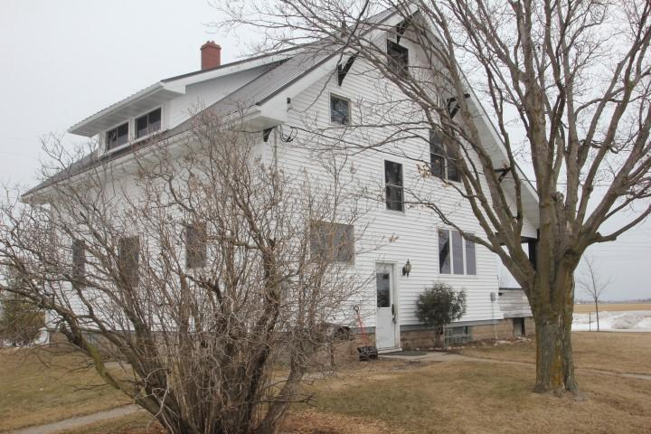 View Single-Family Home For Sale at N2761 County Road J, Freedom, WI