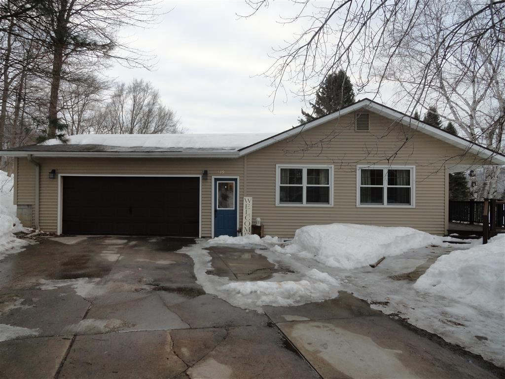 View Single-Family Home For Sale at 429 S Clark Street, Elmwood, WI