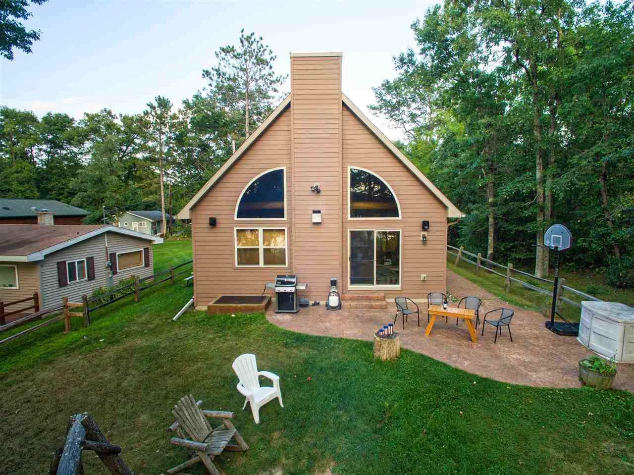 View Single-Family Home For Sale at N11293 NELSON ROAD, Athelstane, WI