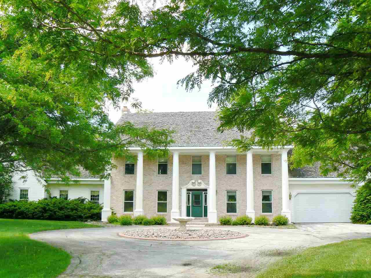 View Single-Family Home For Sale at 3000 OLD PLANK ROAD, De Pere, WI