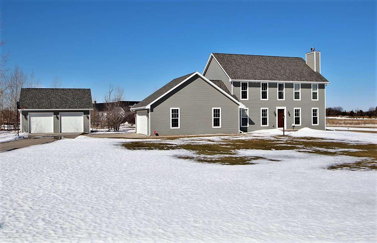 View Single-Family Home For Sale at 860 WINDCHIME WAY, De Pere, WI