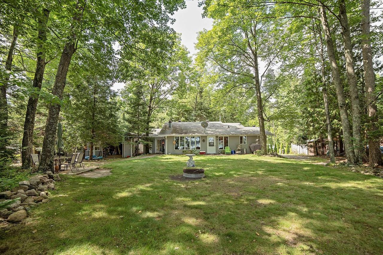 View Single-Family Home For Sale at N9446 Lake Mary, Wausaukee, WI