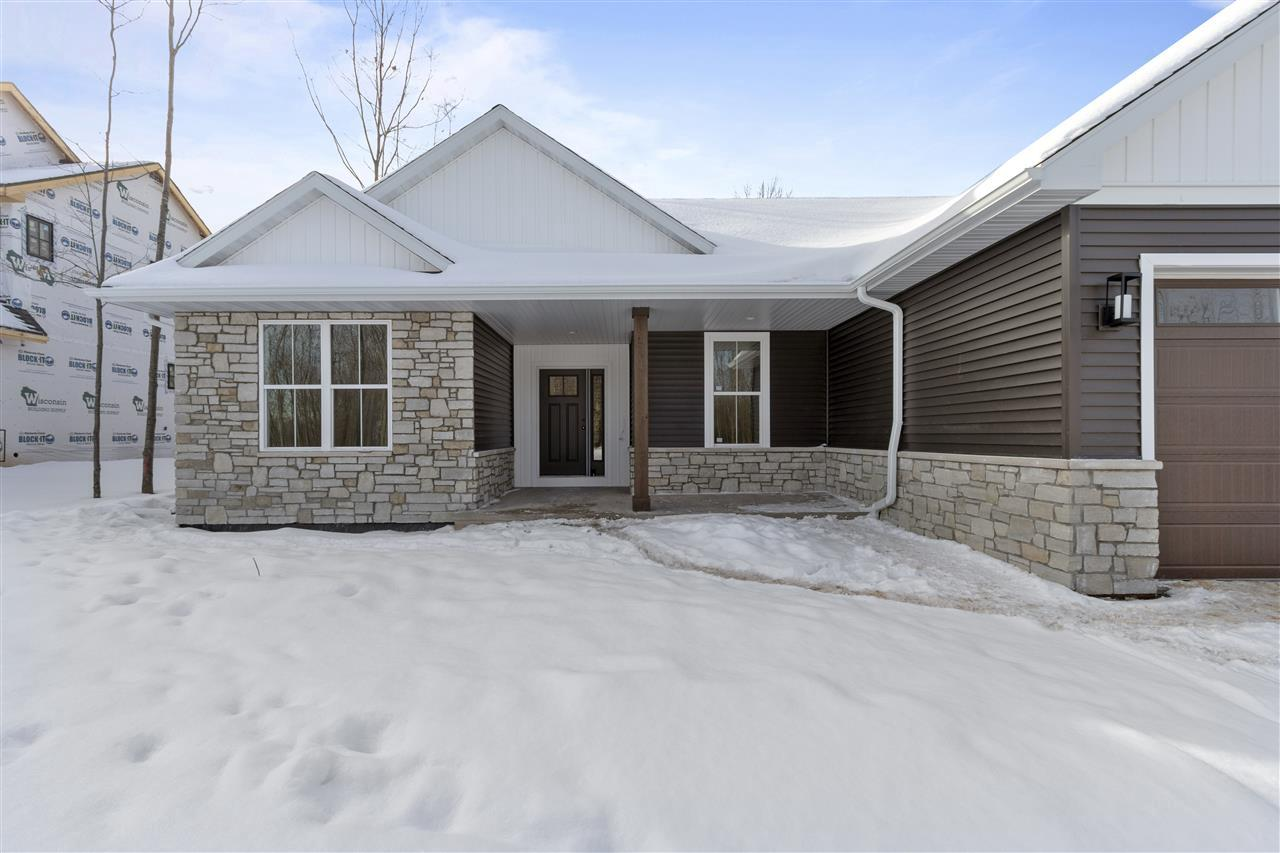 View Single-Family Home For Sale at W6829 DESIGN DRIVE, Greenville, WI