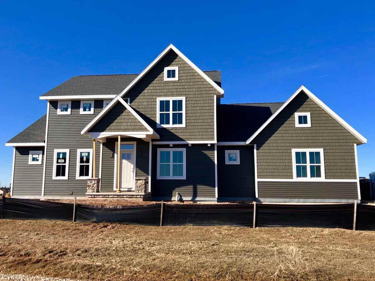 View Single-Family Home For Sale at W5628 JONES DRIVE, Appleton, WI