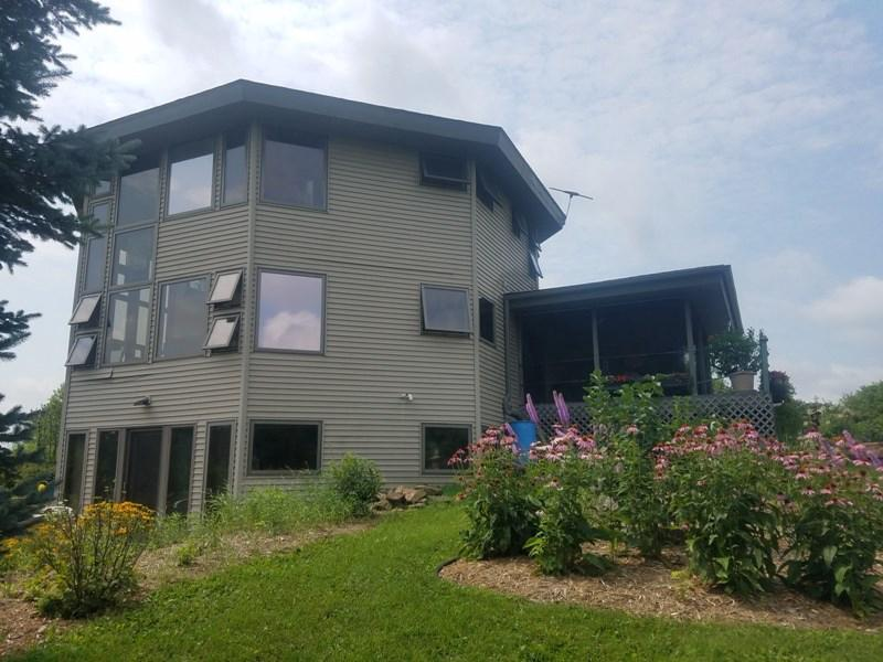 View Single-Family Home For Sale at 119020 SAWYER CREEK ROAD, Marshfield, WI