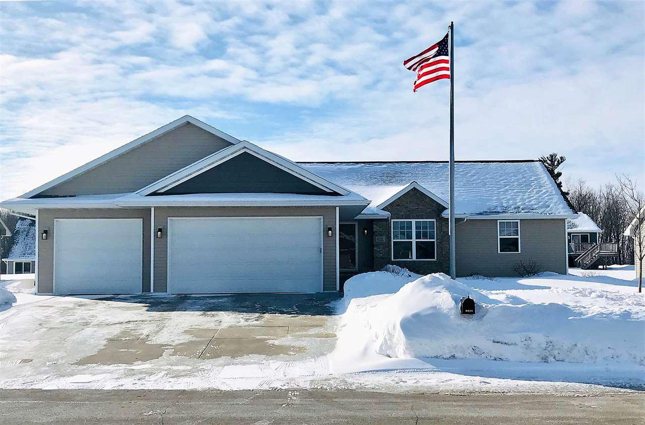 View Single-Family Home For Sale at 473 HARVEST HILL DRIVE, Denmark, WI