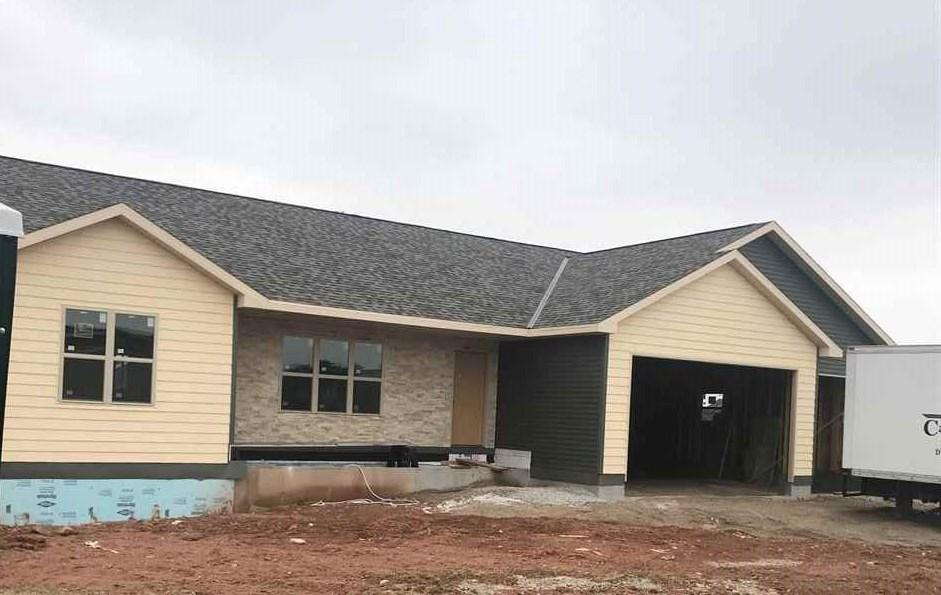 View Single-Family Home For Sale at 186 BLUEBIRD LANE, Luxemburg, WI
