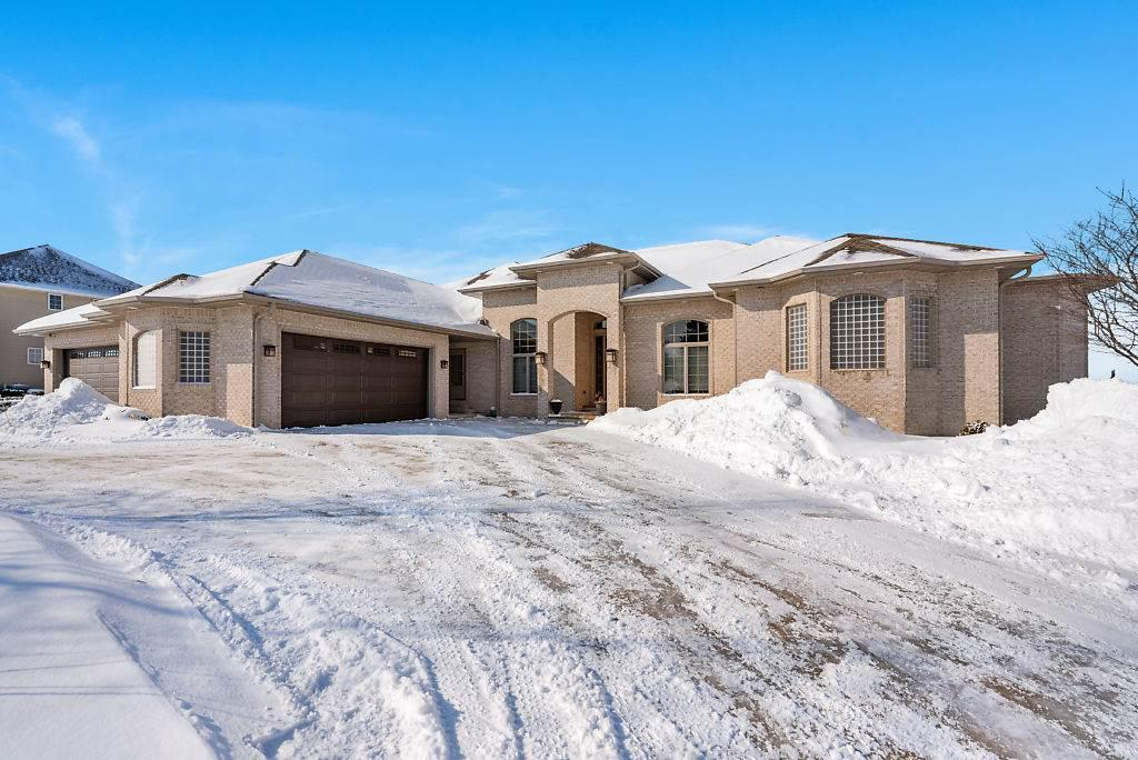 View Single-Family Home For Sale at 3482 EURO LANE, De Pere, WI