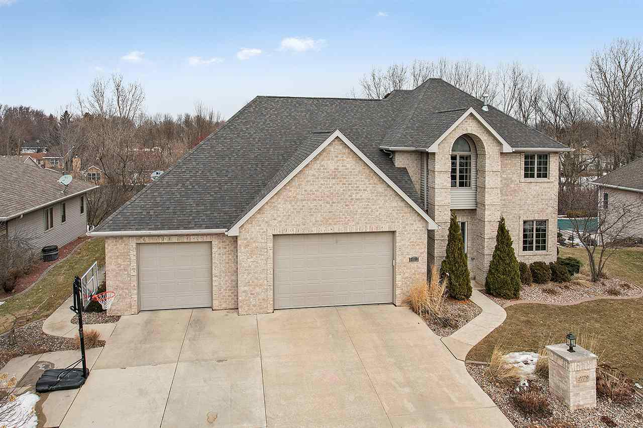 View Single-Family Home For Sale at 2179 PALMER DRIVE, Green Bay, WI