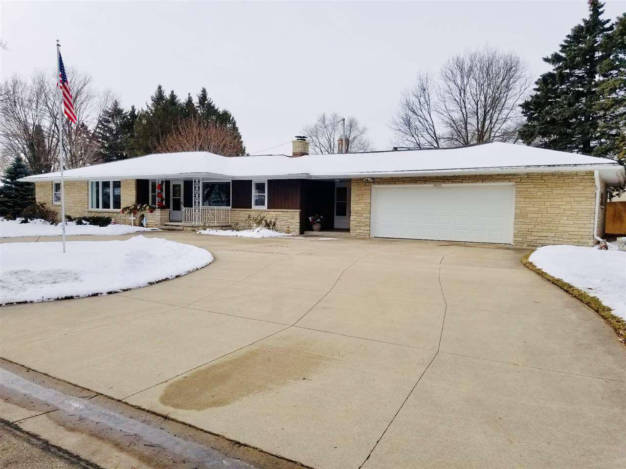 View Single-Family Home For Sale at N4133 COFFEY STREET, Freedom, WI