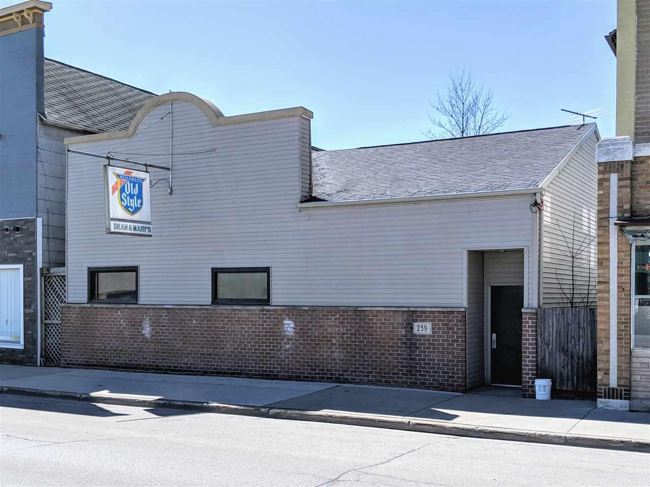 View Commercial For Sale at 239 N MAIN STREET, Seymour, WI