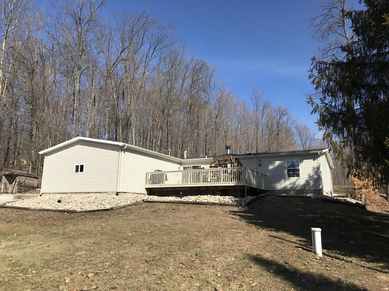 View Single-Family Home For Sale at W7656 North St, Wausaukee, WI