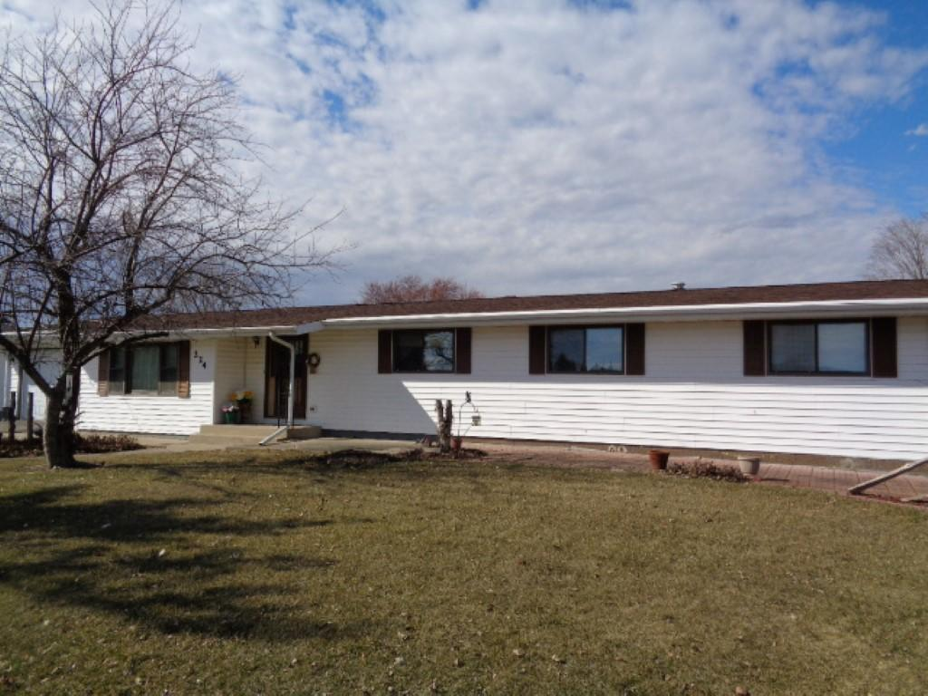 View Single-Family Home For Sale at 224 E Pelkey Street, Lena, WI