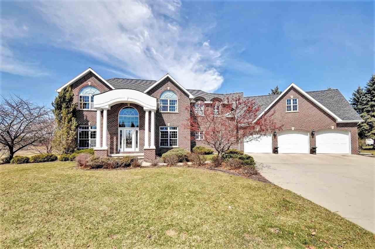 View Single-Family Home For Sale at 1091 LONGBOW COURT, Oneida, WI
