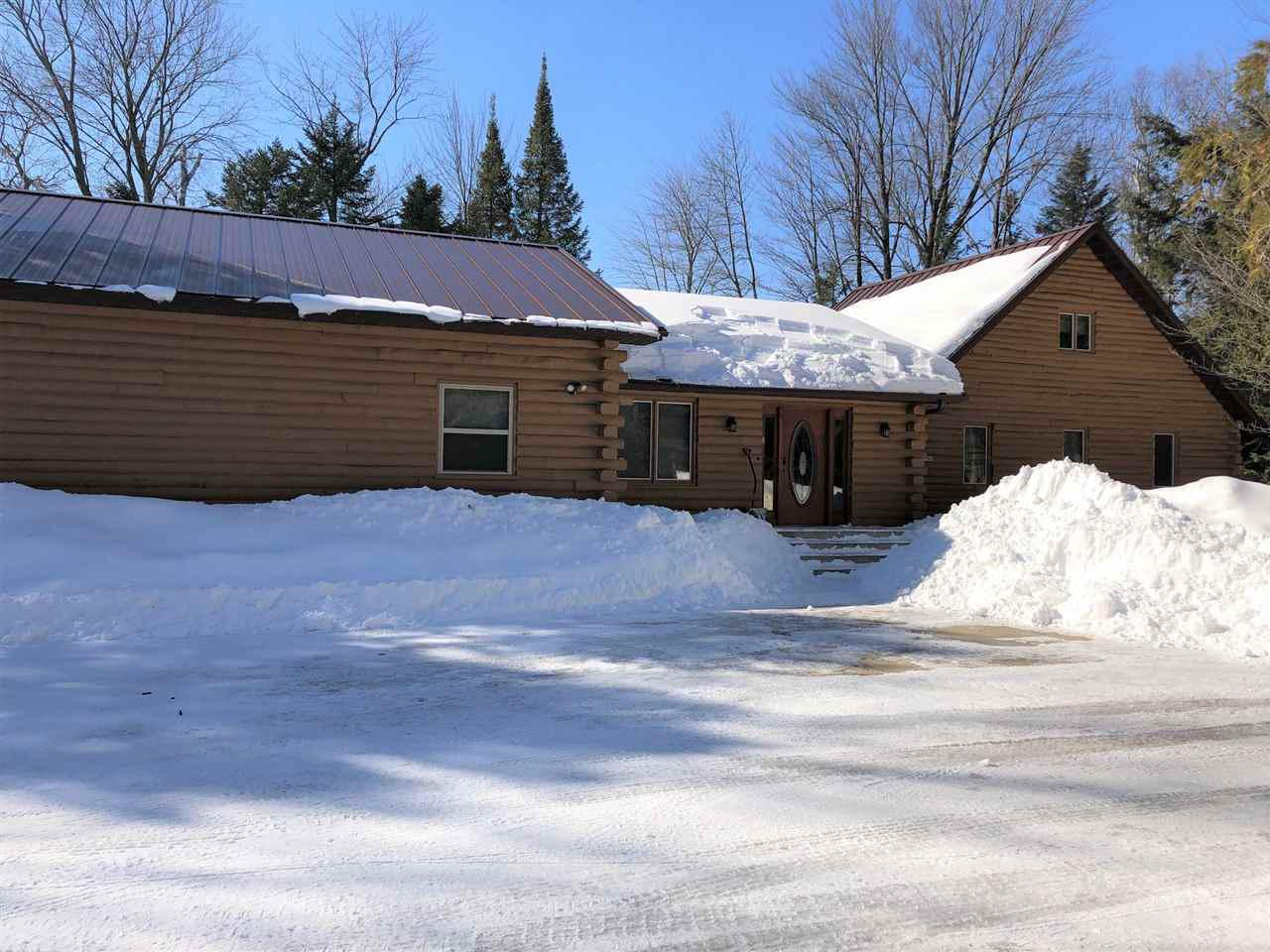 View Single-Family Home For Sale at W5969 LAKE ROAD, Crivitz, WI