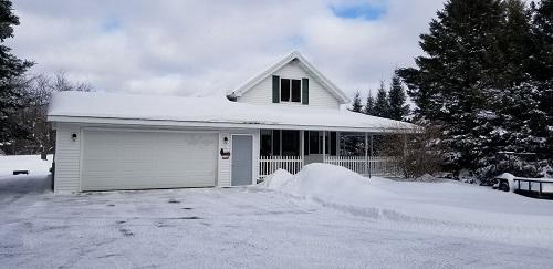 View Single-Family Home For Sale at W7440 G-18 Rd, HOLMES, MI
