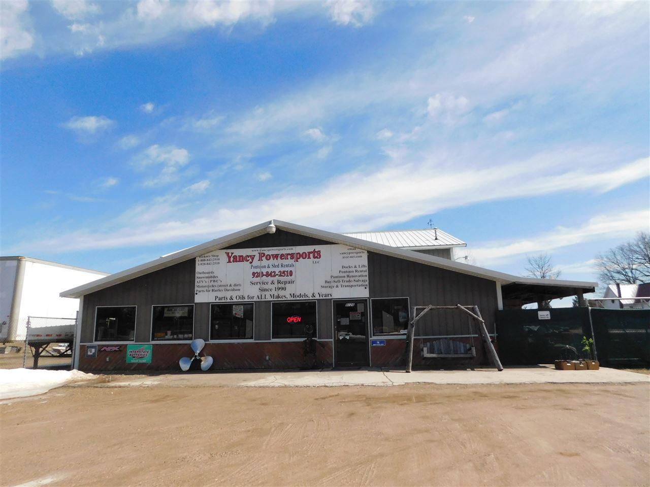View Commercial For Sale at 9126 WHITE LAKE ROAD, Suring, WI