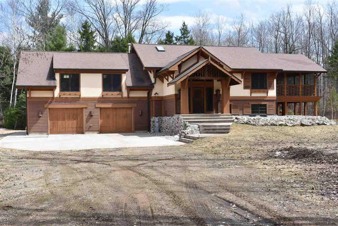 View Single-Family Home For Sale at N22218 County Road O, Niagra, WI