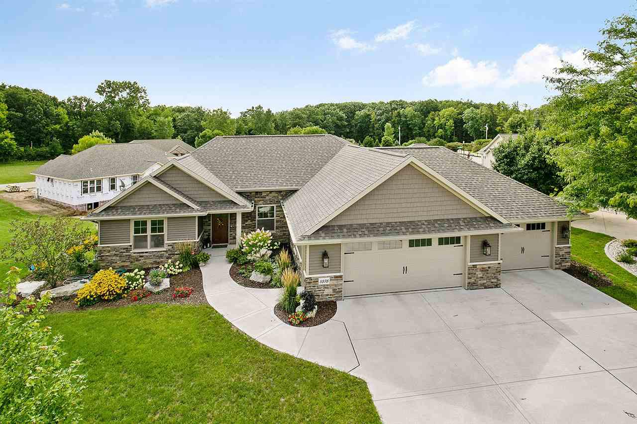View Single-Family Home For Sale at 1078 CORONADO COURT, Oneida, WI
