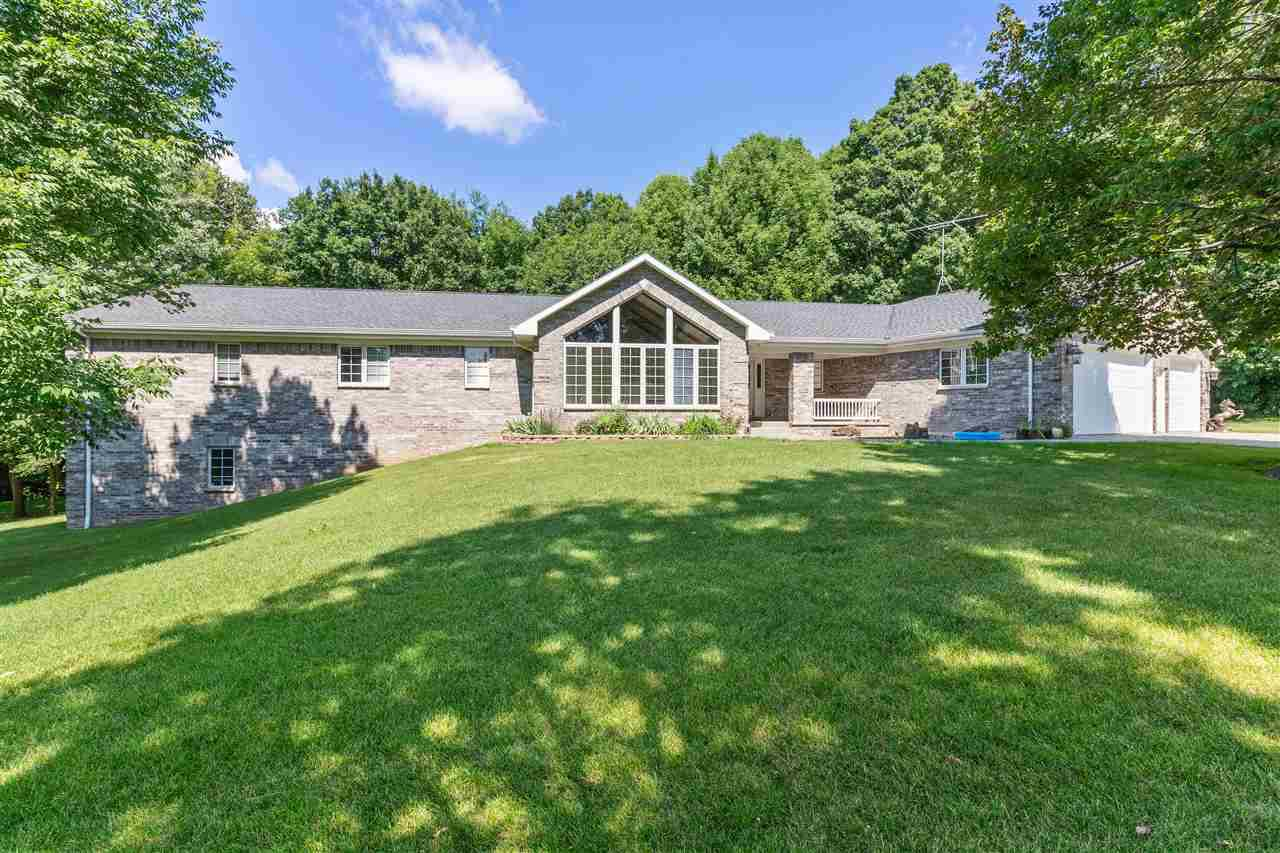 View Single-Family Home For Sale at W8600 HICKORY COURT, Hortonville, WI