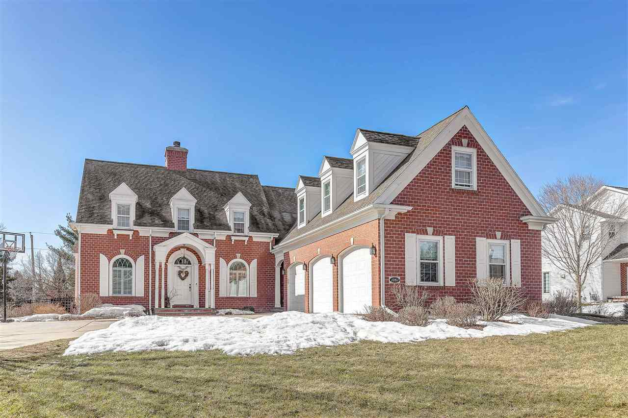 View Single-Family Home For Sale at 1283 PLEASANT VALLEY DRIVE, Oneida, WI