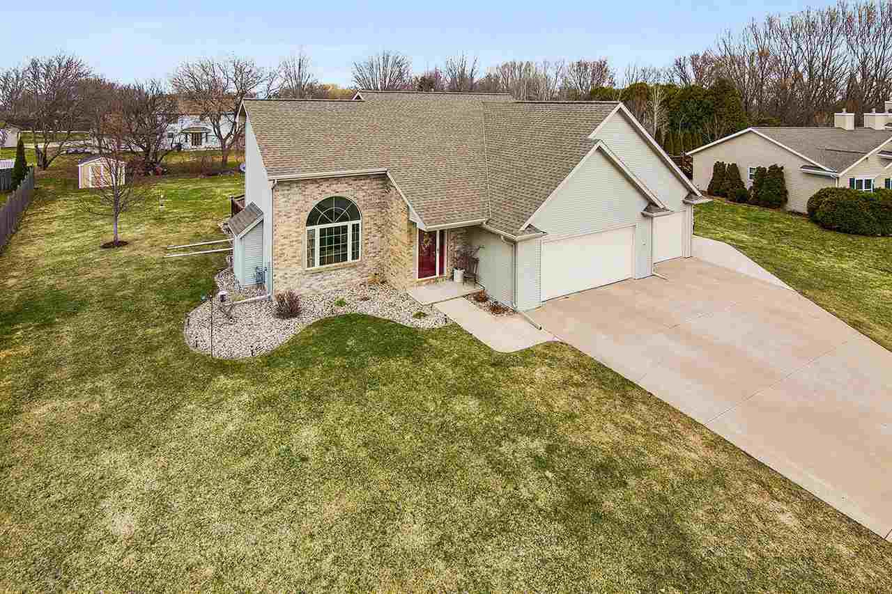 View Single-Family Home For Sale at 2059 MUIRFIELD WAY, New Franken, WI