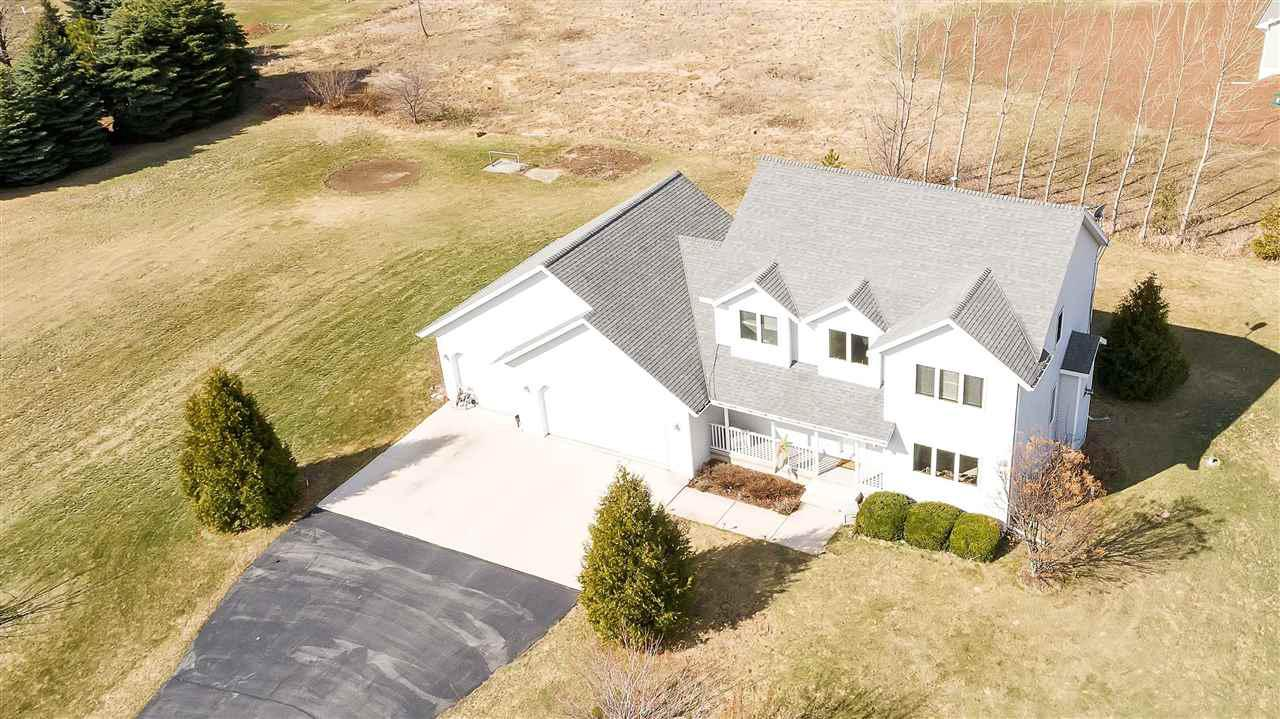 View Single-Family Home For Sale at 4359 DOUBLE WINDS WAY, New Franken, WI