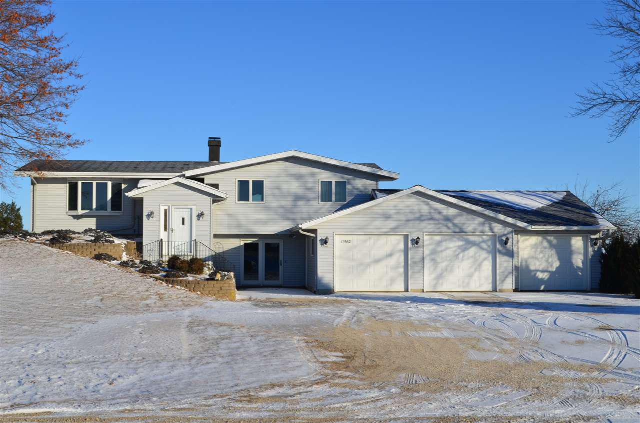 View Single-Family Home For Sale at E1562 HWY 29, Luxemburg, WI