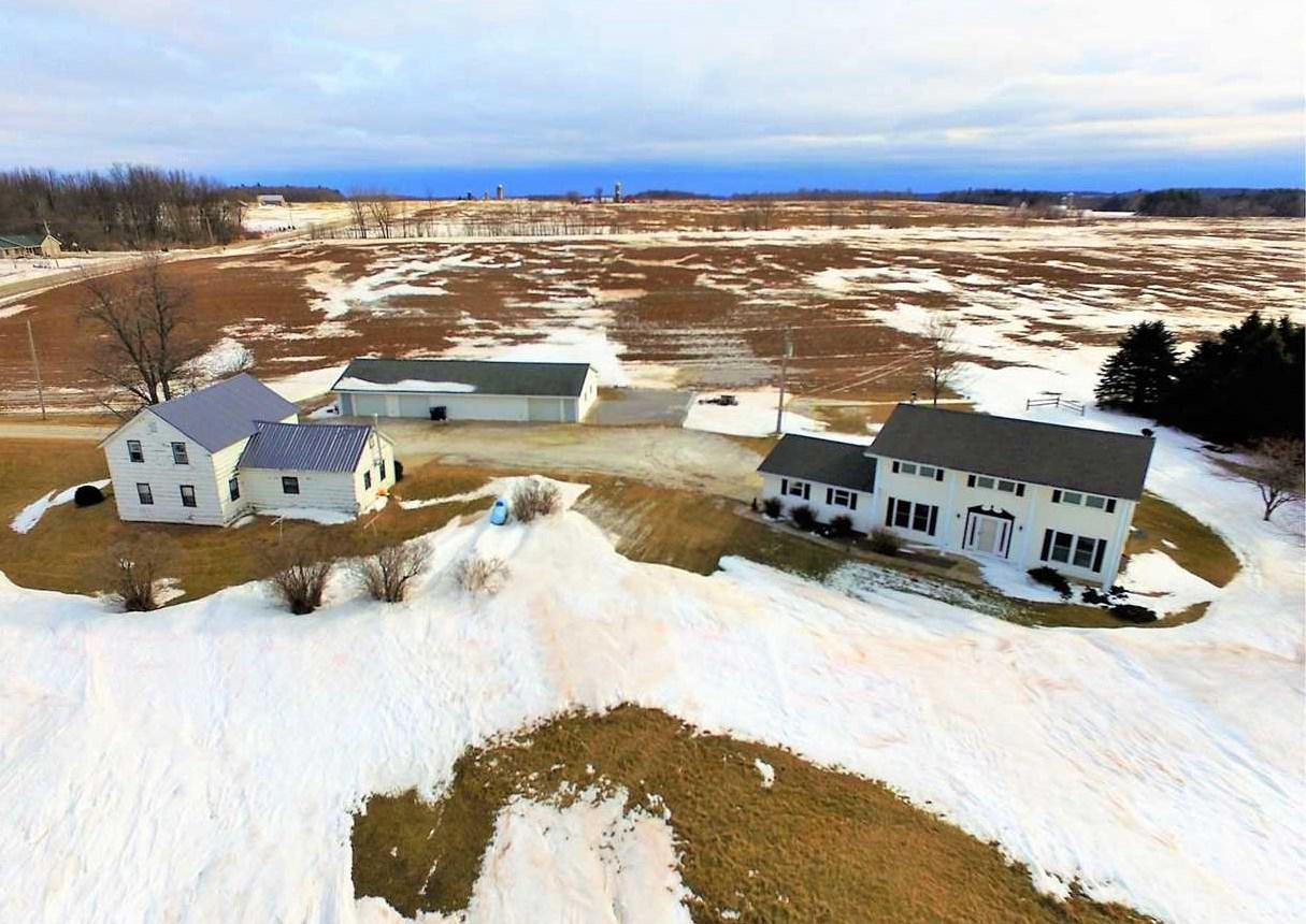 View Single-Family Home For Sale at E1455 1451 LUXEMBURG ROAD, Luxemburg, WI