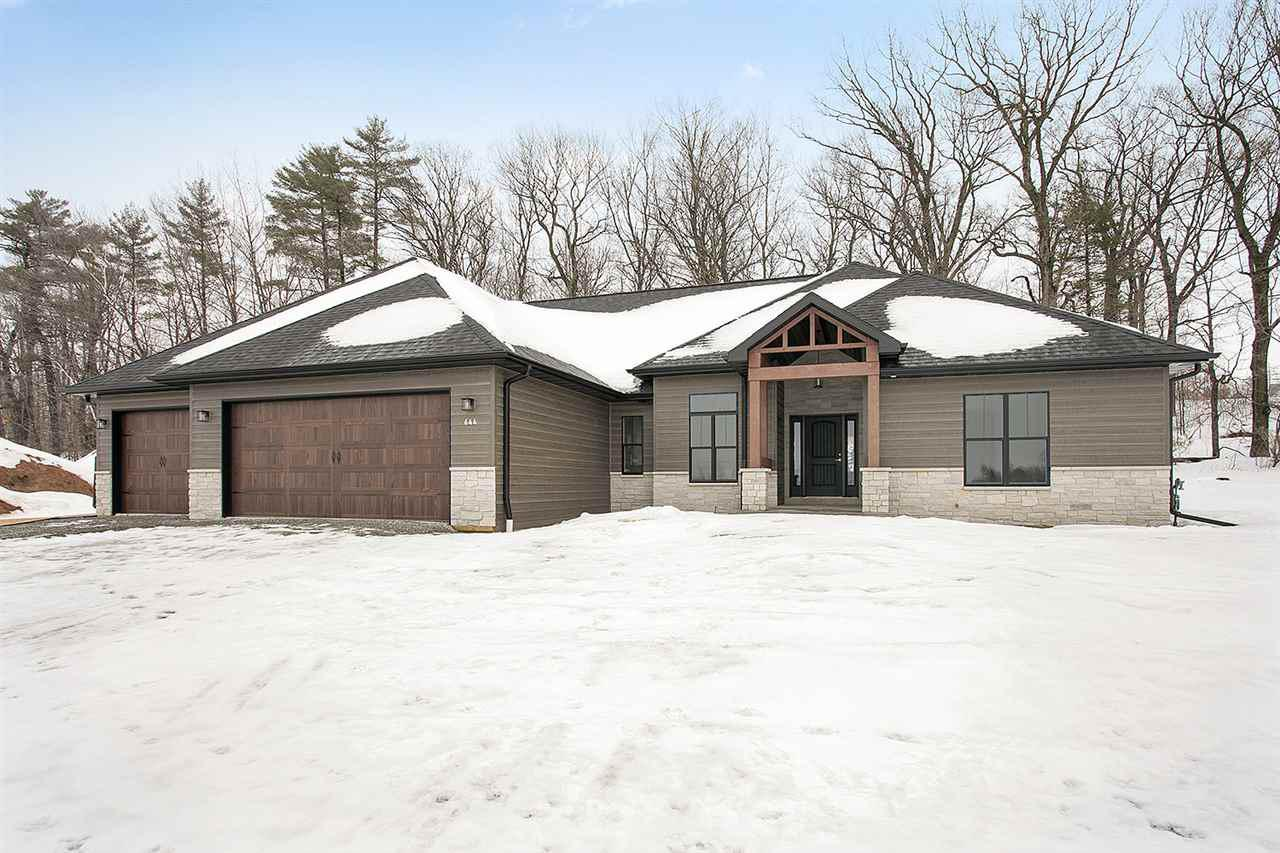 View Single-Family Home For Sale at 644 SUNSET RIDGE, Green Bay, WI