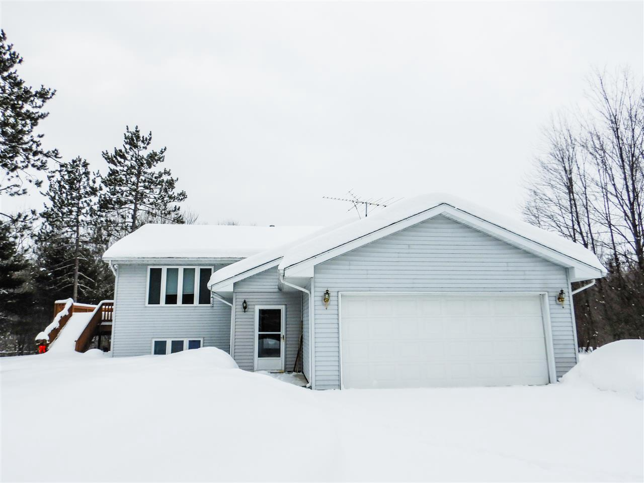 View Single-Family Home For Sale at 4890 HWY 22, Lena, WI