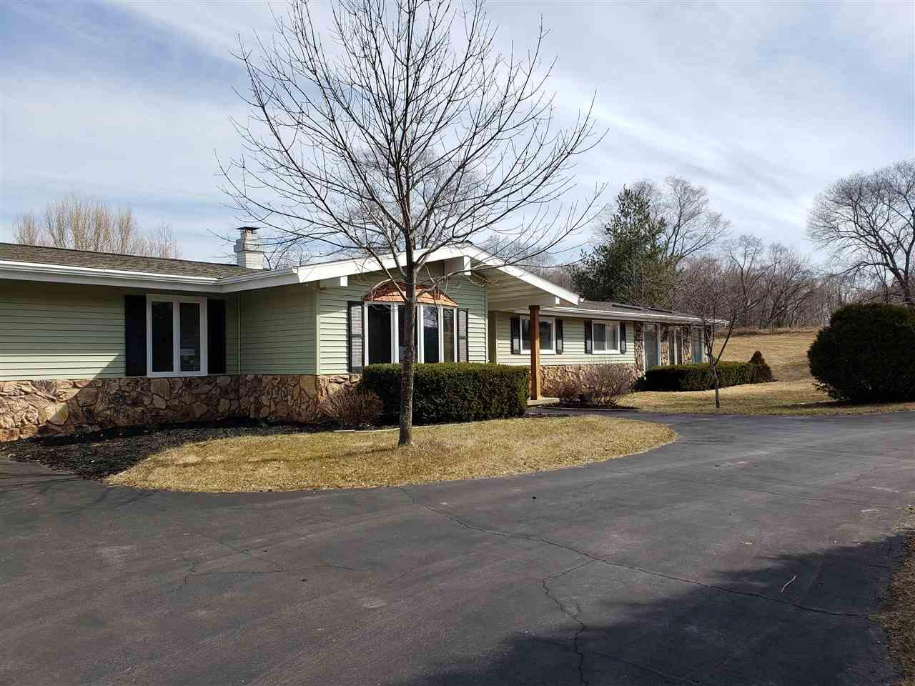 View Single-Family Home For Sale at W626 FISH CREEK ROAD, De Pere, WI