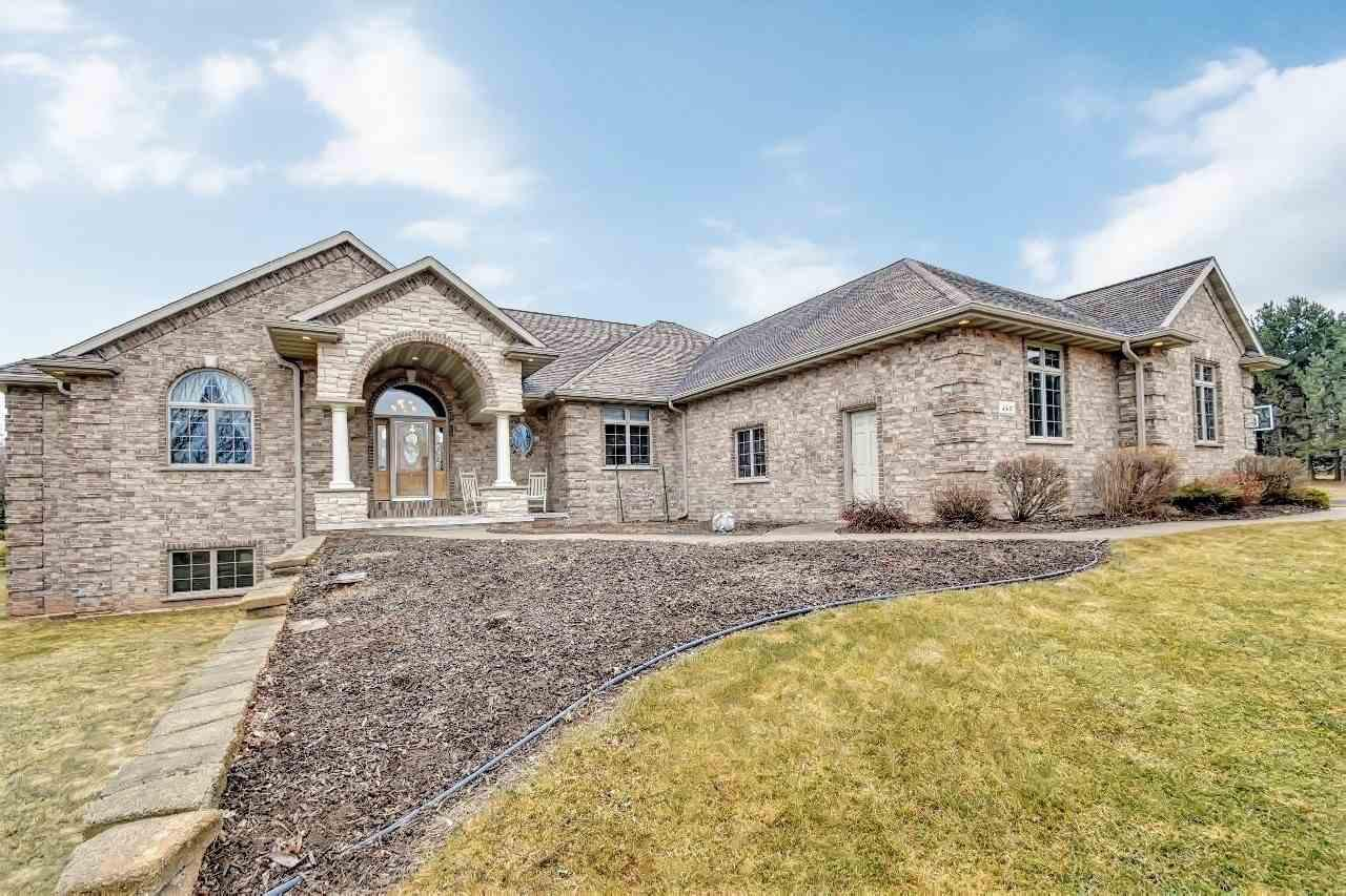 View Single-Family Home For Sale at 4438 KAYLA LANE, New Franken, WI